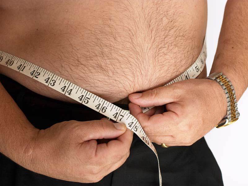 Men with chubby belly fetish are